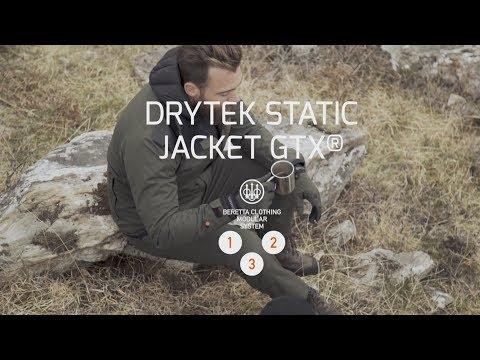 Beretta Drytek Static Hunting Jacket GTX®