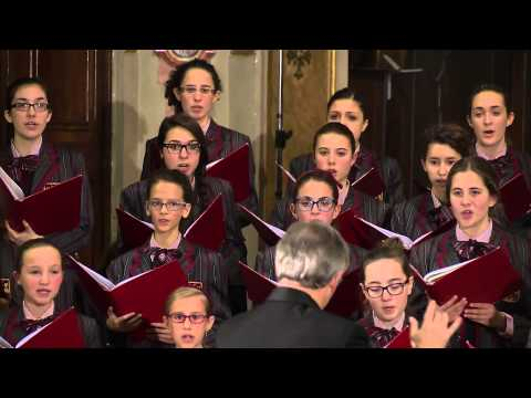 "Spring Carol, Adam lay i-bounden, Recession - da ""A Ceremony of Carols"" (B. Britten )"