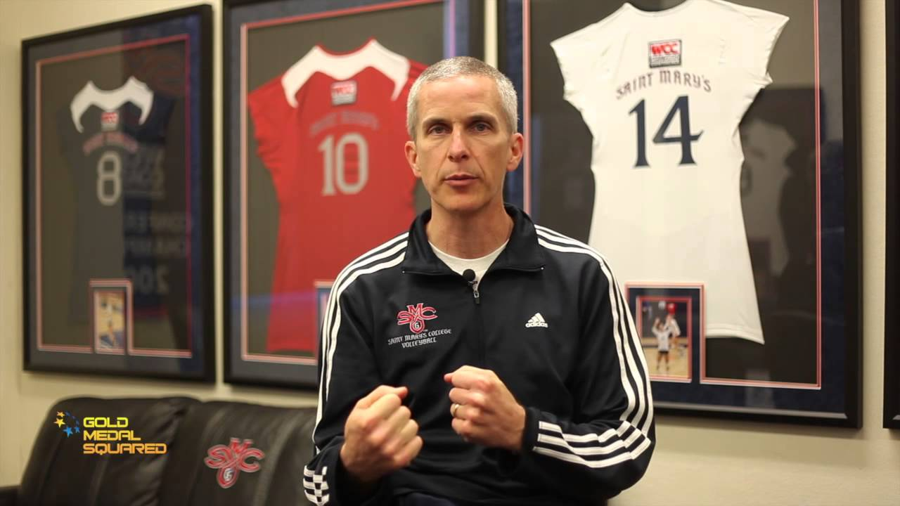 Rob Browning - Coaching and Gold Medal Squared - YouTube
