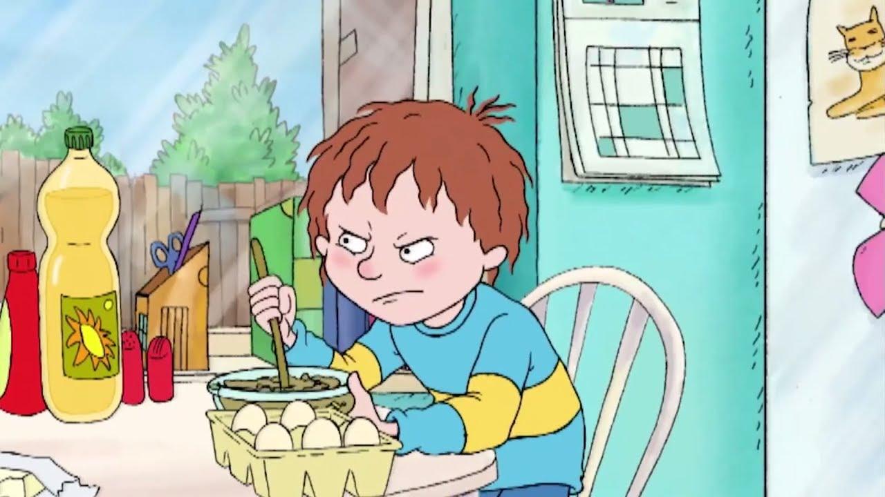 Horrid Henry - Henry\'s Kitchen Nightmares | Cartoons for Children ...