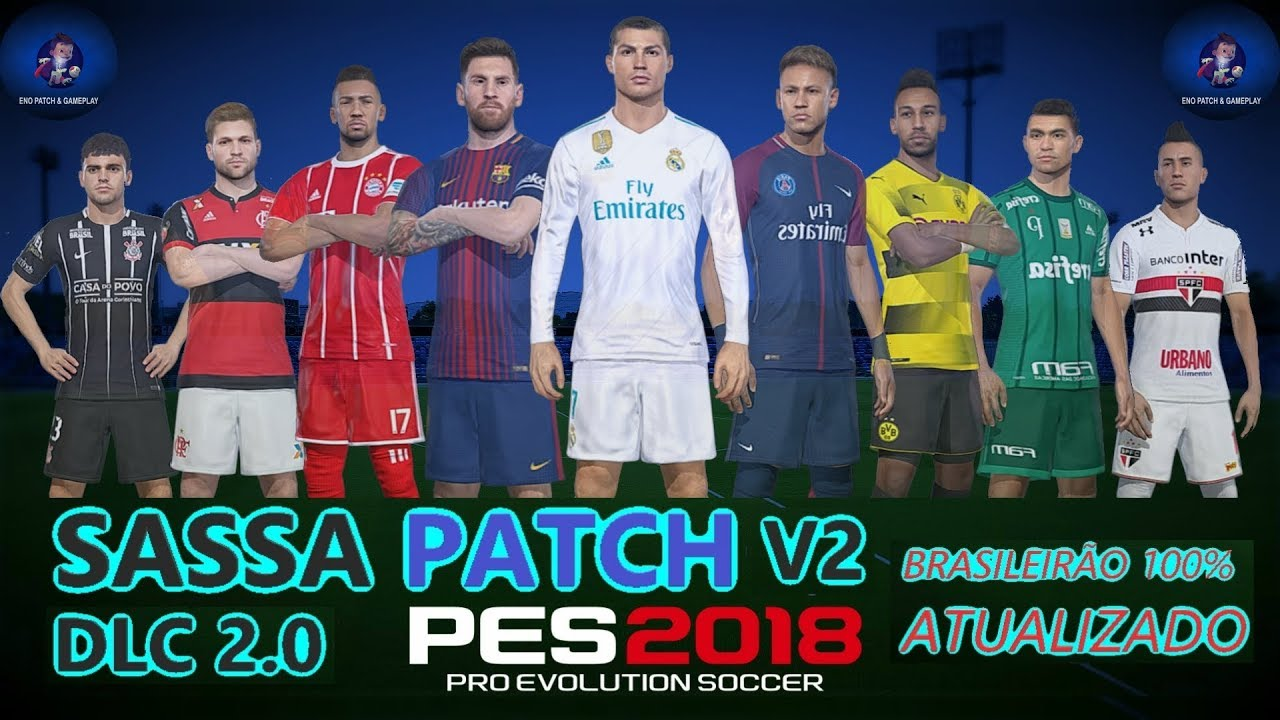 pes 2018 download pc patch