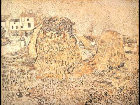 """Vincent and Theo : Landscape drawings"""