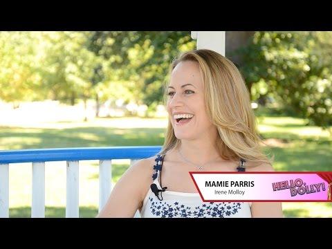 Meet Mamie Parris at The Muny!