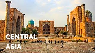 MIR's Silk Road Tour:  Journey Through Central Asia