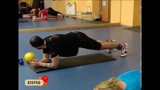 cwiczenia na zsírégetés)