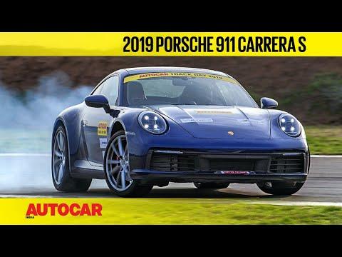TRACK DAY 2019: Porsche 911 Carrera S | Hot Lap | Autocar India