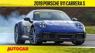TRACK DAY 2019: Porsche 911 Carrera S | Hot Lap | Autocar India