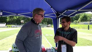 Coverage of the 2019 Rocket Sports Simms Complete QB Camp (ft. Phil/Matt Simms & Coach Carlson)