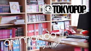 TOKYOPOP | Ein Blick hinter die Kulissen - Sonderausgabe #7 by animando