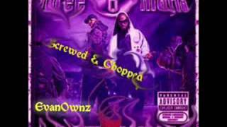 Three 6 Mafia - Dirty Bitch (Screwed & Chopped)  Dj Evil-E