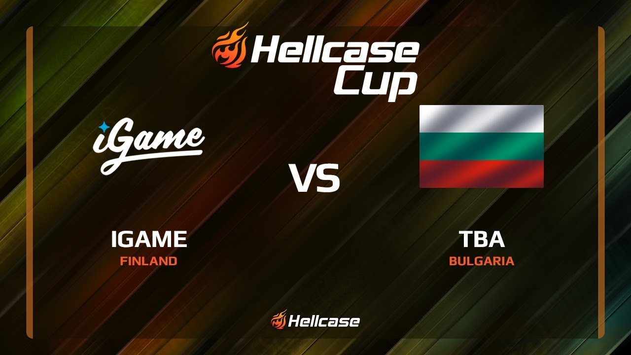 [EN] iGame vs TBA, inferno, Hellcase Cup 6