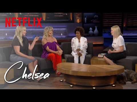 Thumbnail: Amy Schumer, Goldie Hawn and Wanda Sykes (Full Interview) | Chelsea | Netflix