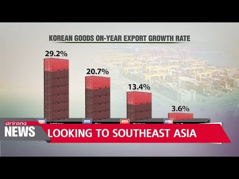 Korean firms seek to expand trade with Southeast Asian nations