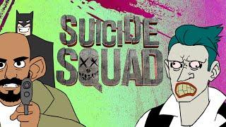 Suicide Squad Animated Cartoon (Parody)
