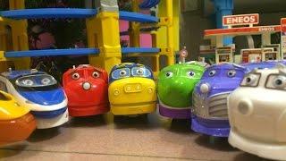 【speelgoedtrein】14 Chuggington Plarail Gemotoriseerde Treinen (00470 nl)