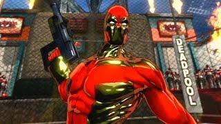 Spider-Man: Shattered Dimensions - Walkthrough Part 9 - Deadpool (Ultimate Spider-Man)