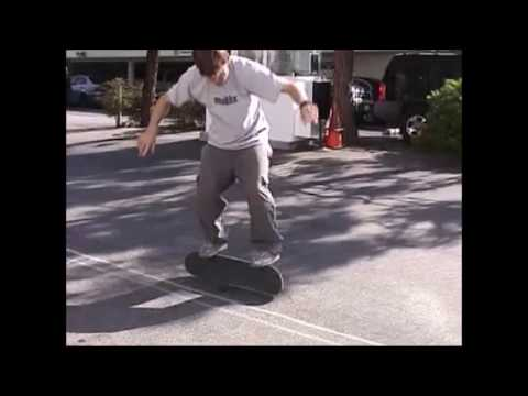 Rodney Mullen Tries Out Tricks For Neversoft's Tony Hawk's Underground