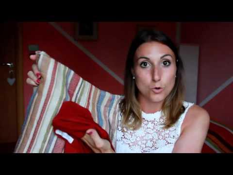 Haul di fine estate - End of summer haul ft Kiara Bianchi - Zara, Mixerì, Floreiza, Stradivarius