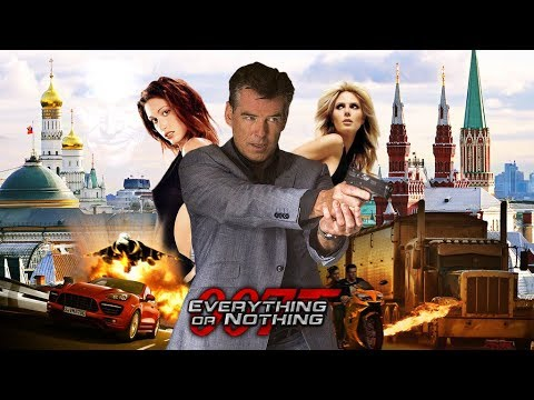 007 Everything or Nothing - Cutscenes Movie PS2