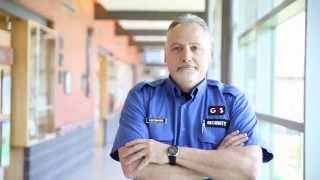 Ditl - Tim Labadie, A G4s Security Officer @ Ckha