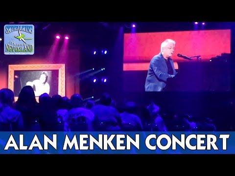 Disney Legend Alan Menken's Concert at D23 Expo 2017
