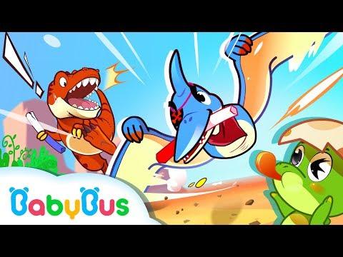 Dinosaur Songs Collection  Giganotosaurus Original Nursery Rhymes For Kids  BabyBus