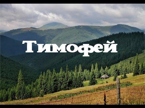 Значение имени. Тимофей