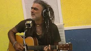 מוש בן ארי -  פתאום (אקוסטי - לייב - 100FM) - מושיקו שטרן