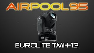 Test & Check Eurolite LED TMH 13 - Perfekt für den Partykeller