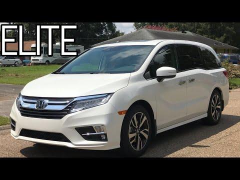 2018 Honda Odyssey Elite Full REVIEW - BEST MiniVan Of The Year !!