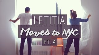 ✂ Move To Nyc Part 4 - Apartment Comes Together