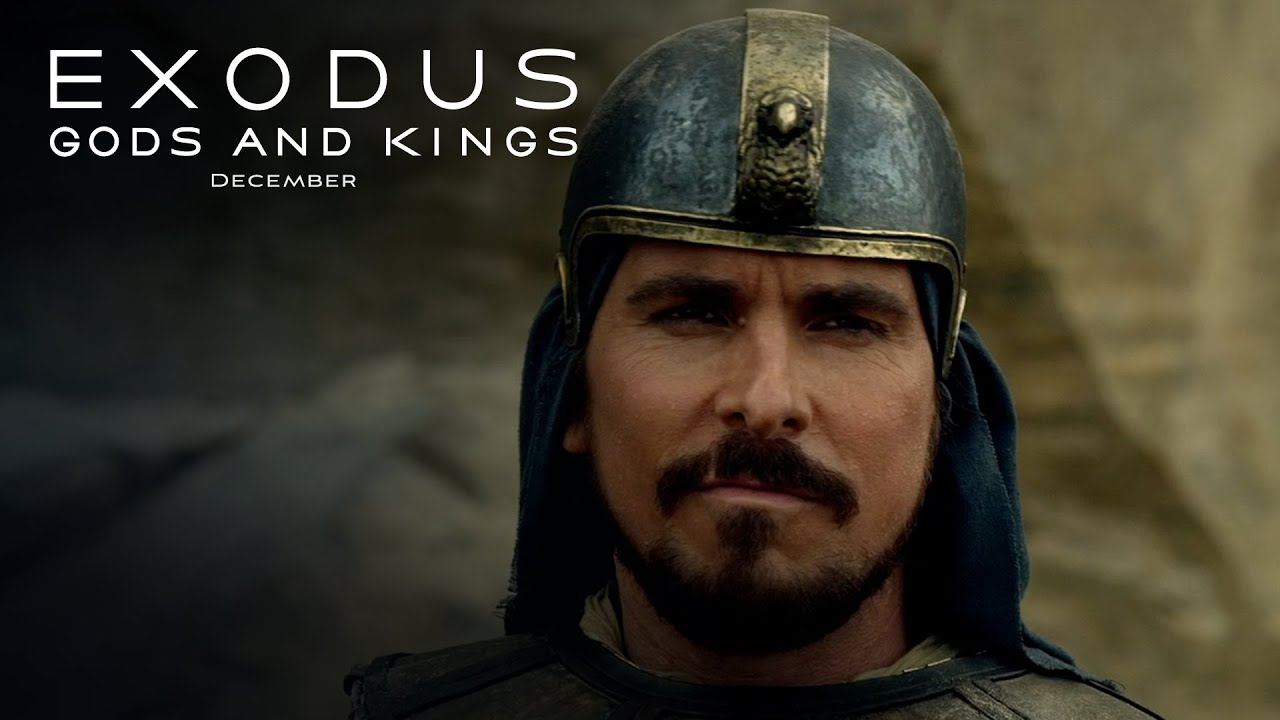 Exodus: Gods and Kings | Something Is Coming TV Commercial [HD] | 20th Century FOX