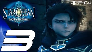 Star Ocean 5 - Gameplay Walkthrough Part 3 - Leslia Kingdom Invasion