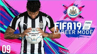 FIFA 19 Newcastle Career Mode S2 Ep9 - PICK THAT OUT YA BLEEPING NET!!