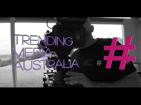 Trending Media Australia 2018 Ident