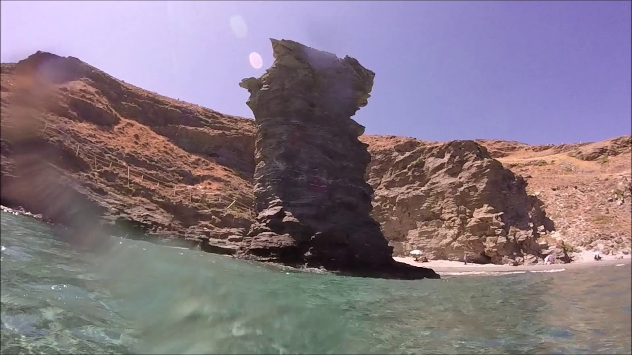 Download ANDROS - GRIAS TO PIDIMA BEACH (GREECE CYCLADES 30-08-2018)