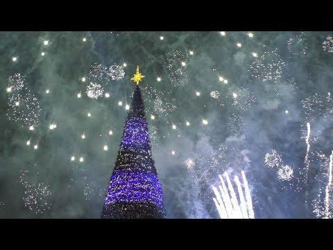 Yerevan, 21.12.18, Fr, Video-2, Hraparaki Tonatsari Luysery Varvetsin!