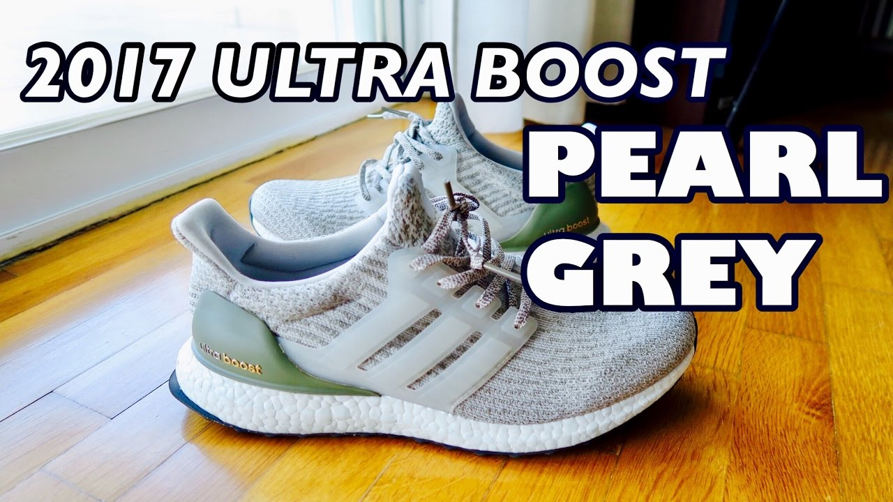 Adidas Ultra Boost 3.0 Mystery Dark Heather Grey BA8849 Men's