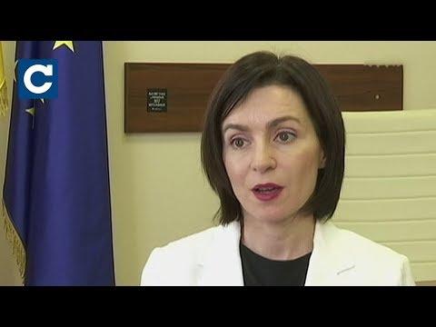 Сегодня: Політична криза в Молдові мирно закінчилася