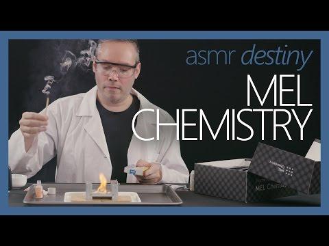 ASMR MEL Chemistry - Unboxing & Carbon Fire Snakes! (4K60)