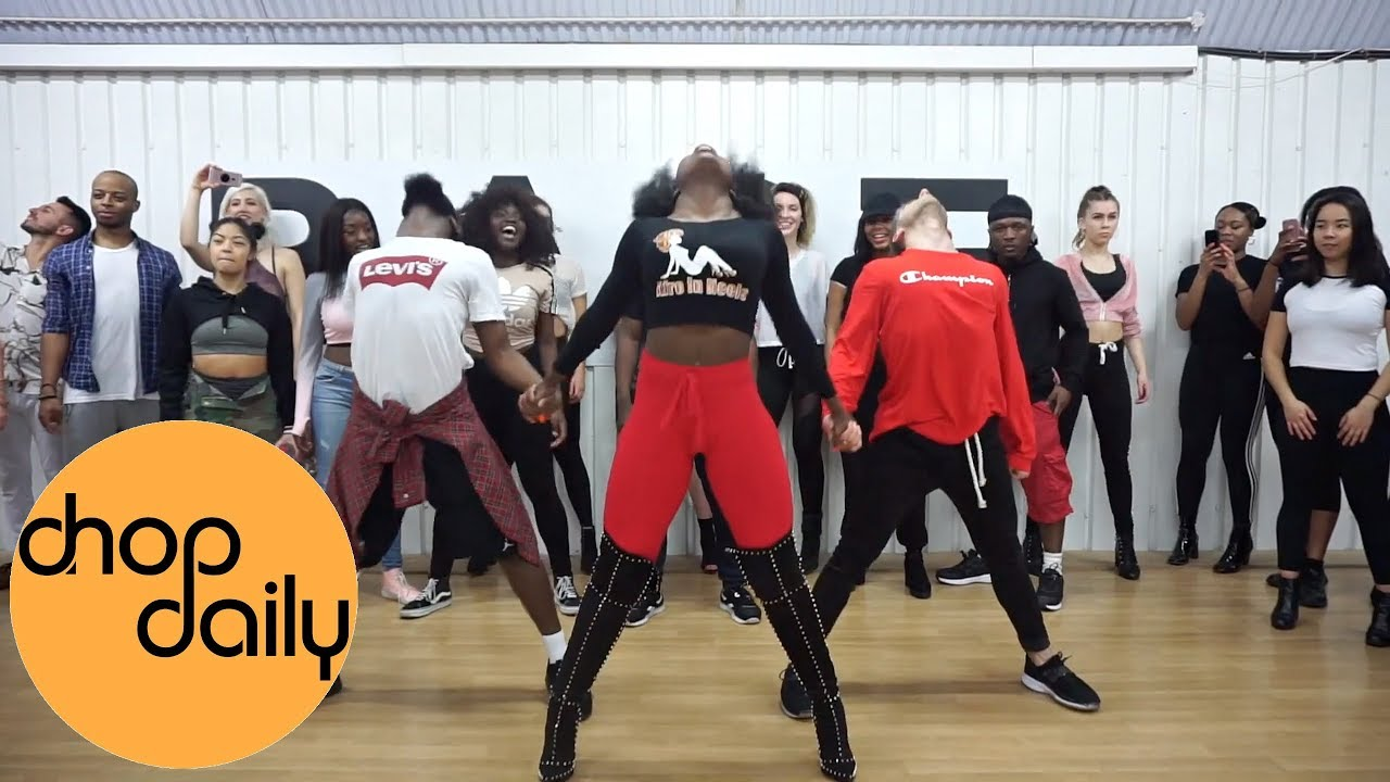 Zlatan x Damibliz x Juls x Worlasi - Kokosa (Afro In Heels Dance Video) | Patience J Choreography