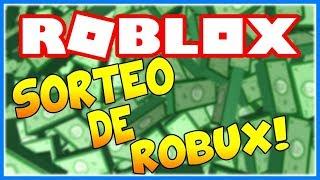 ROBUX SWEEPSTAKE WITH ACZINOYT - ROBLOX