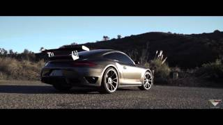 Vorsteiner Porsche 997 V-RT Edition 911 Turbo 2014 Videos
