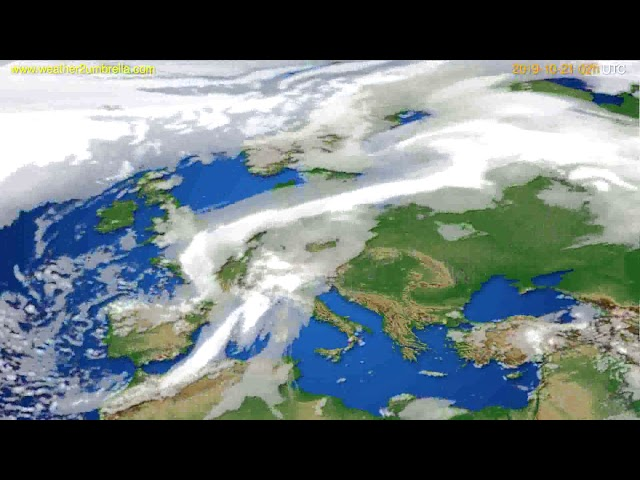 <span class='as_h2'><a href='https://webtv.eklogika.gr/' target='_blank' title='Cloud forecast Europe // modelrun: 12h UTC 2019-10-18'>Cloud forecast Europe // modelrun: 12h UTC 2019-10-18</a></span>