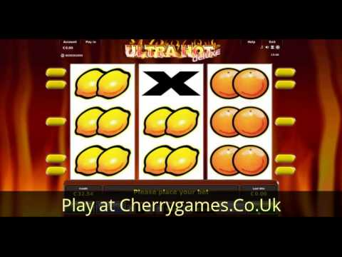 ultra hot casino online games