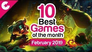 Top 10 Best Android/iOS Games - Free Games 2019 (February)