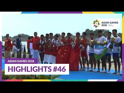 Asian Games 2018 Highlights #46