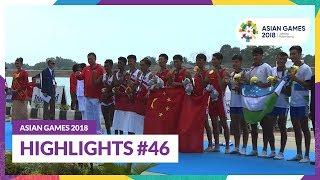 Asian Games 2018 Highlights #46