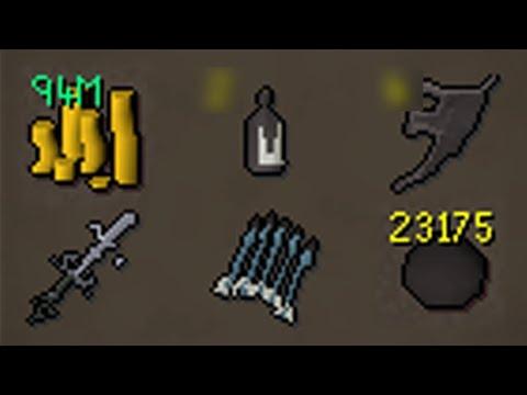 420 Corp Beast Killed | Ultimate Ironman Progress | RuneScape 2007
