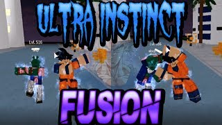ULTRA INSTINCT Fusion | OVER 9 TRILLION POWER LEVEL | Dragon Ball Z Final Stand ROBLOX